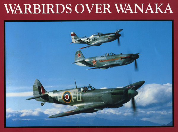 Warbirds over Wanaka - Mike Provost